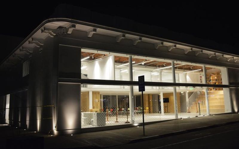 Inauguración del Centro Cultural Las Piedras