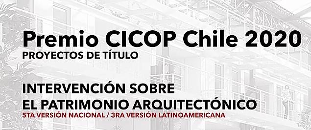 Premio CICOP para Latinoamérica