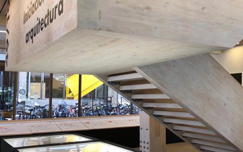 La acústica en los edificios de madera contralaminada | Conferencia