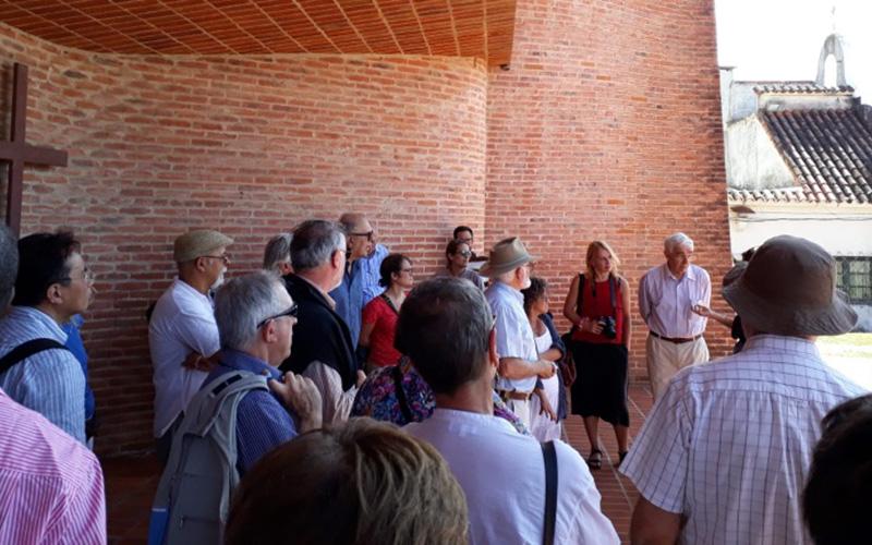 Iglesia Cristo Obrero | Gestiones ante Unesco