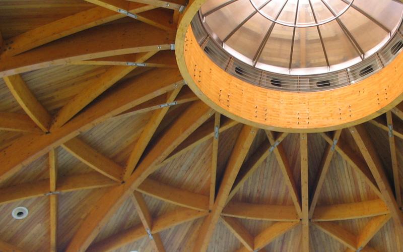 Diseño y Tecnología de la Construcción con Madera y Bioconstrucción | Cursos SAU