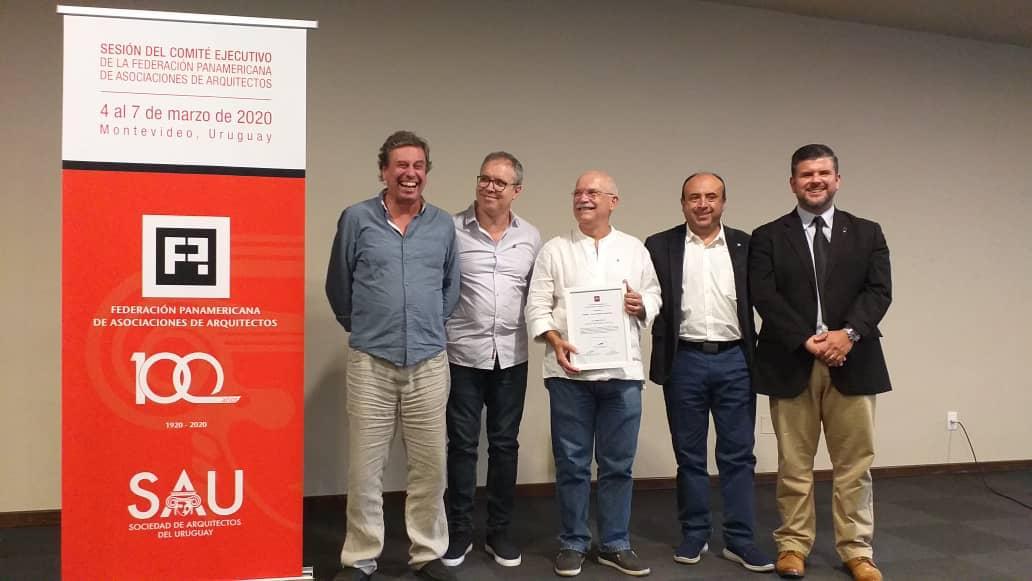 Premio Juan Torres Higueras para Duilio Amándola