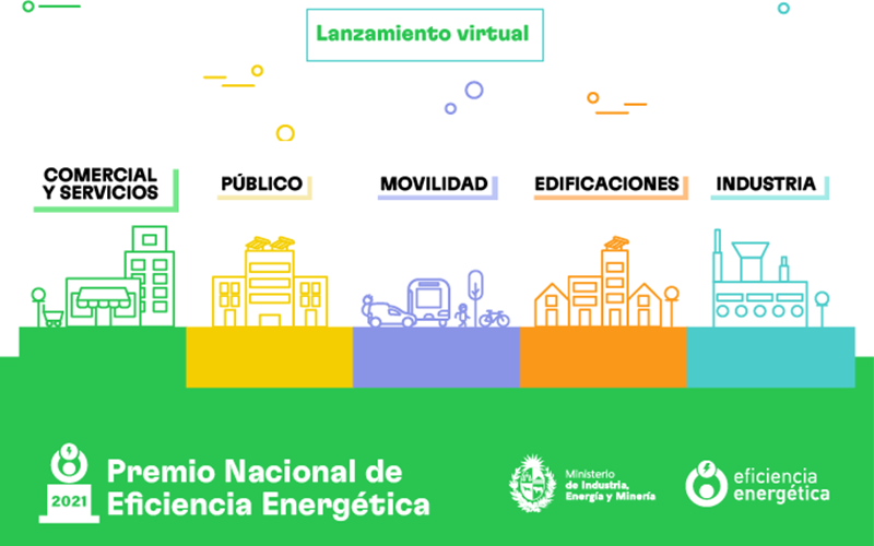 Evento Premio Nacional de Eficiencia Energética 2021