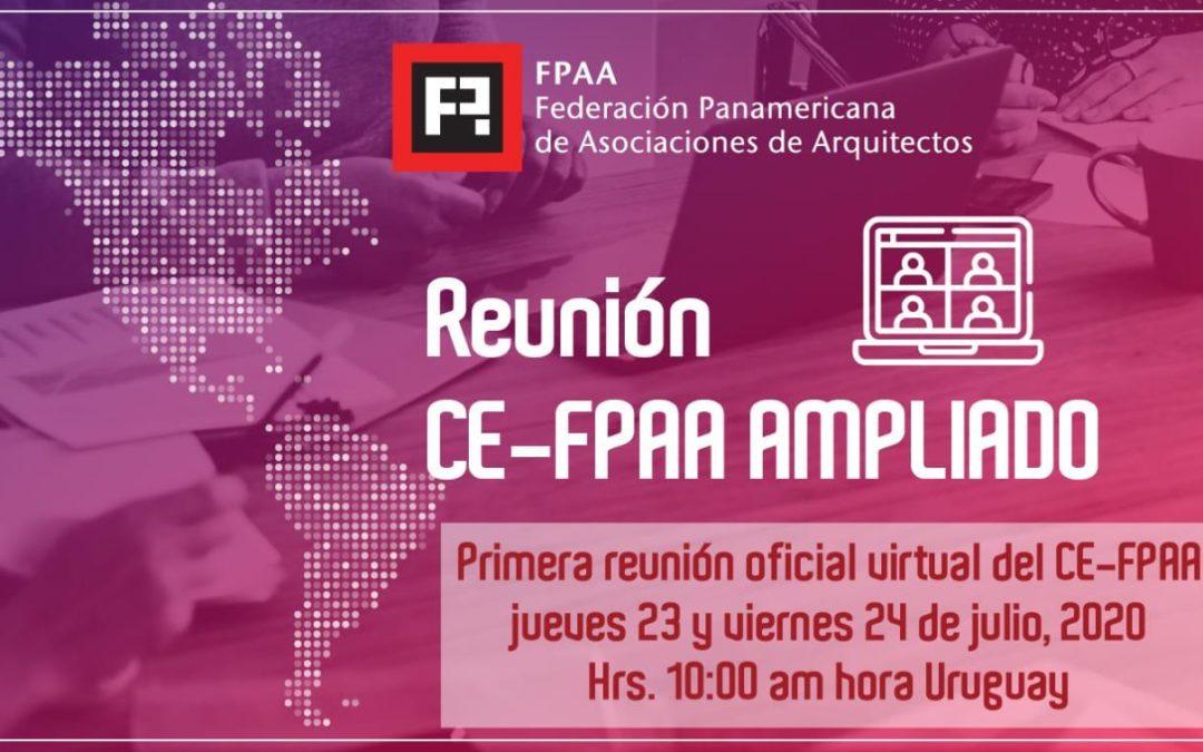 Comité Ejecutivo virtual de FPAA