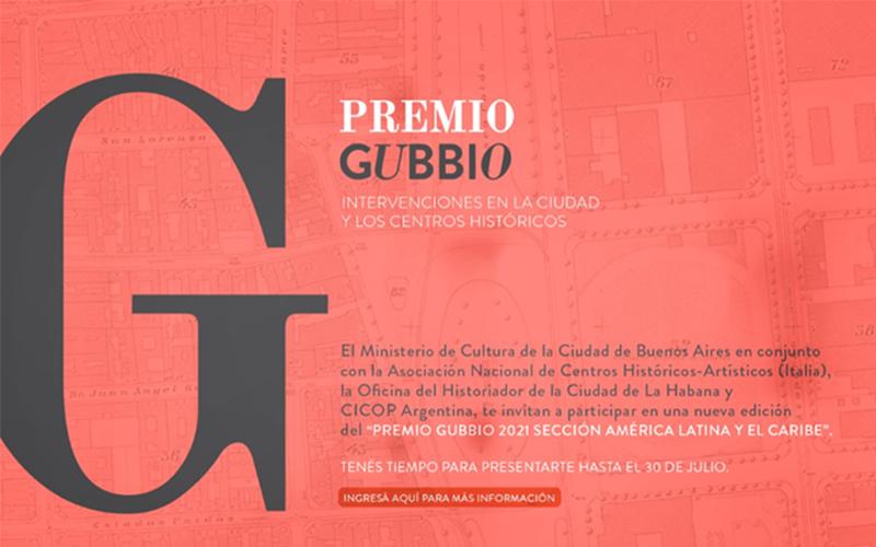 Premio Gubbio América Latina y el Caribe 2021