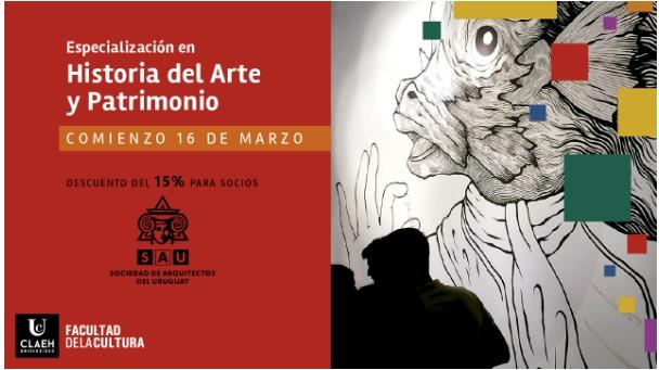 Especialización en Historia del Arte y Patrimonio
