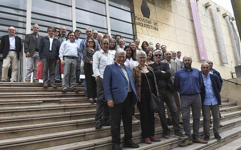 Día del Arquitecto | Homenaje a Colegas