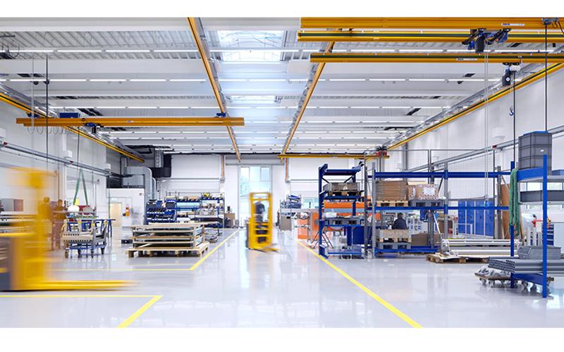 Iluminación en Centros de Logística e Industria   Presentación