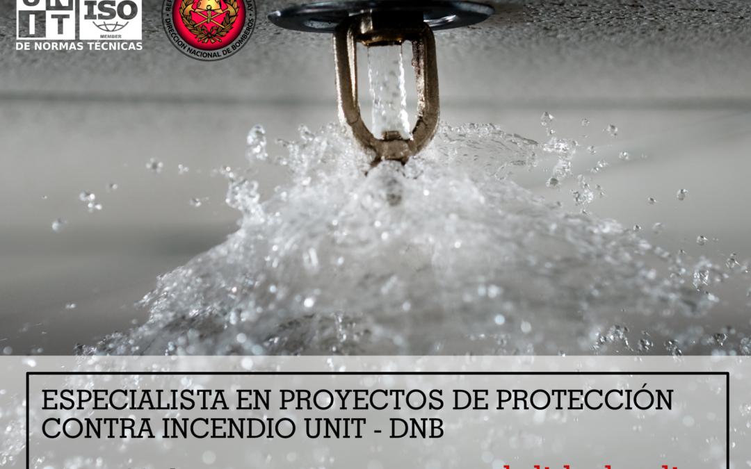 Proyectos de protección con incendio | UNIT