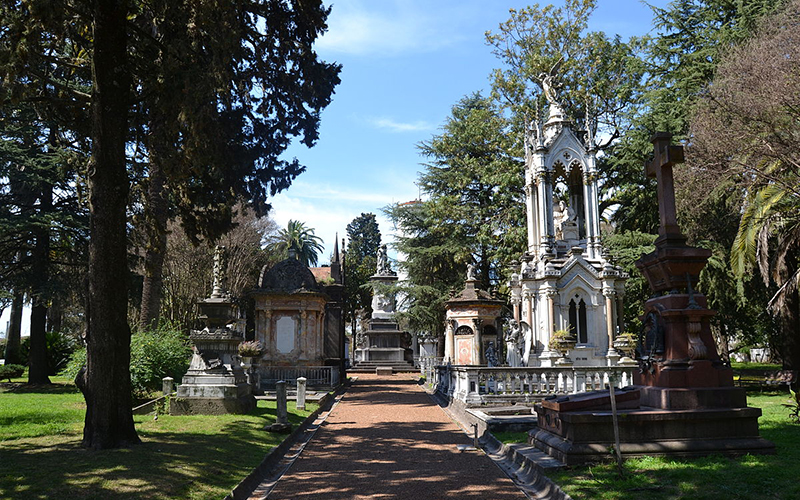 Cementerios Patrimoniales   Segundas Jornadas Binacionales