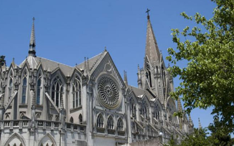 Croquiseros Urbanos | Iglesia de las Carmelitas
