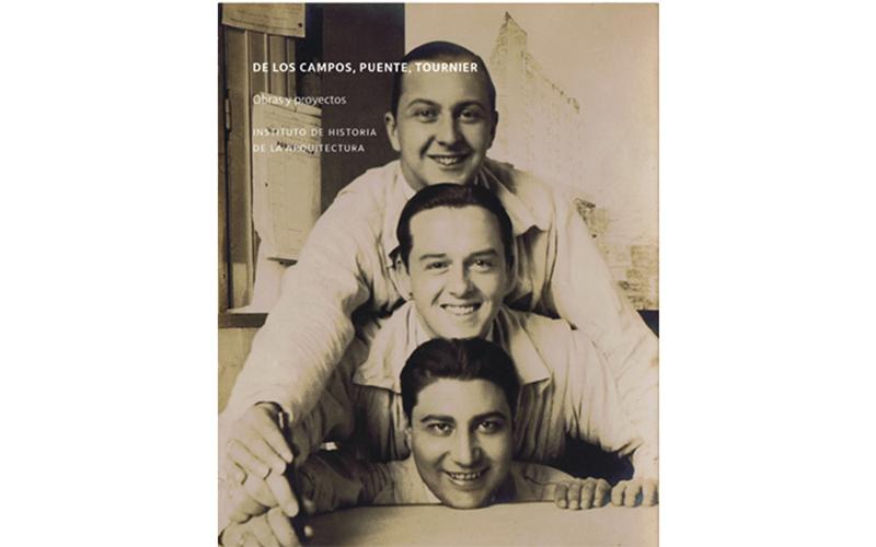 De los Campos, Puente, Tournier | Presentación de libro