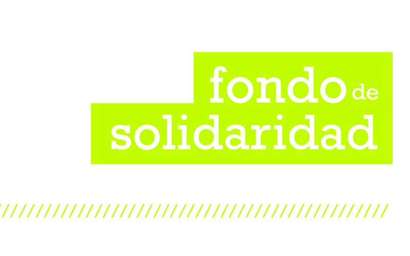 Propuesta del fondo de Solidaridad en el Parlamento
