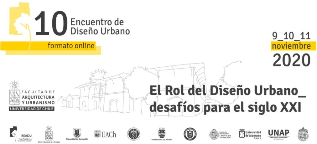 EncuentrodeDiseñoUrbano«El Rol del DiseñoUrbano_desafíospara el siglo XXI»