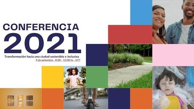 Se celebró la Conferencia 2021 «Transformación hacia una ciudad sostenible e inclusiva»