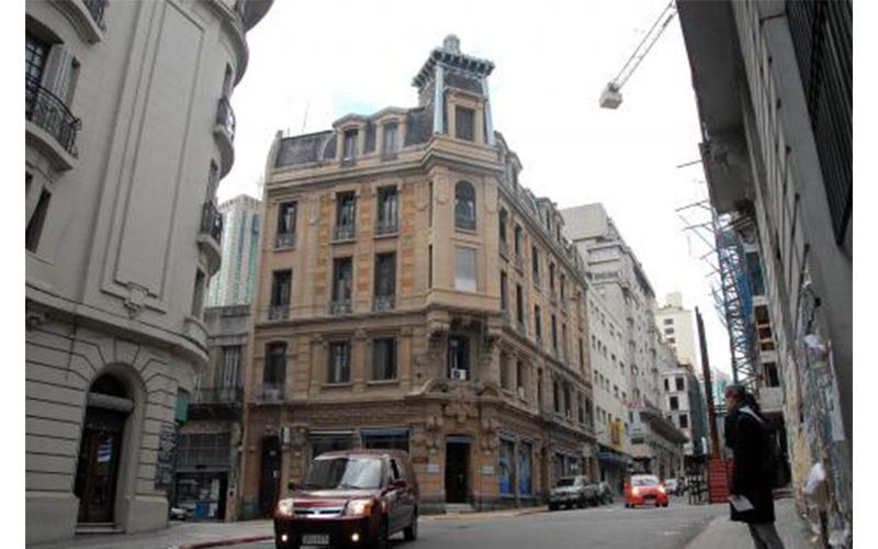 Inventario Patrimonial del Centro de Montevideo