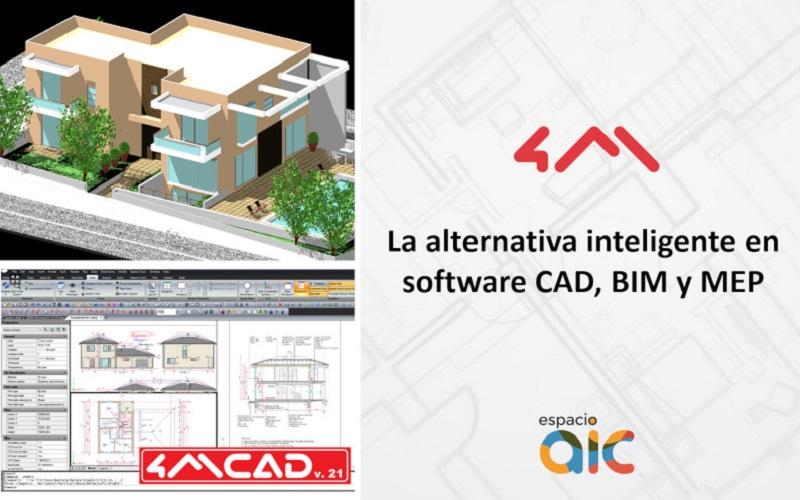 La tecnología de 4M al servicio de la arquitectura uruguaya
