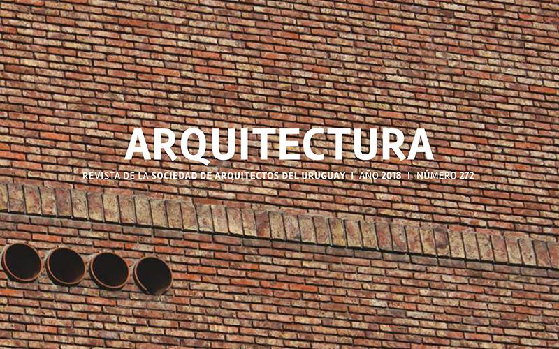 Revista Arquitectura 272   Retiro
