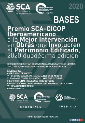 Uruguayos premiados por CICOP