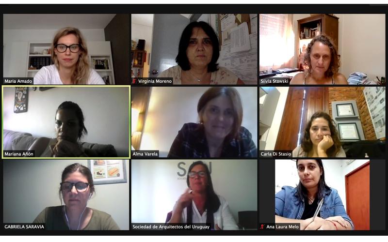 Primera reunión de la Comisión de Género