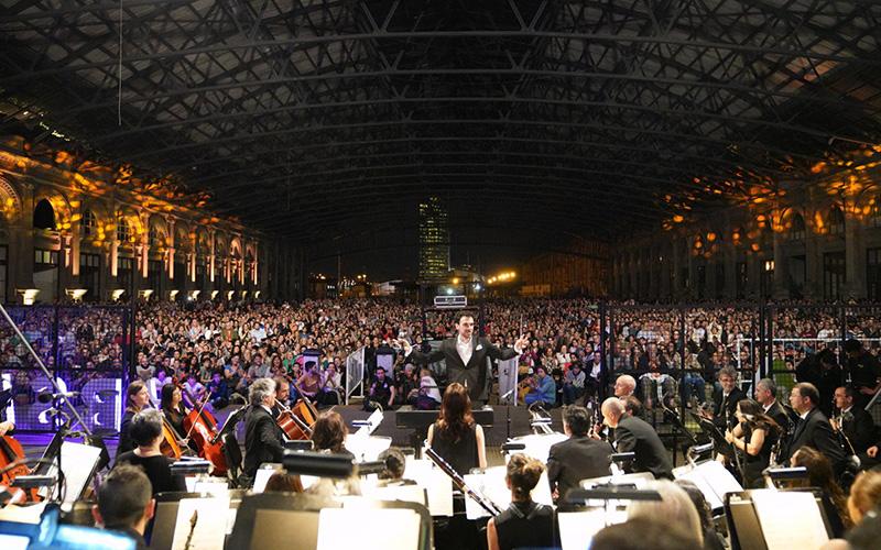 Concierto en la Estación | Banda Sinfónica