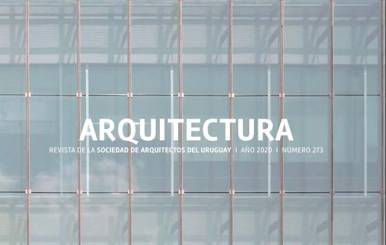 Revista Arquitectura #273 ya está online