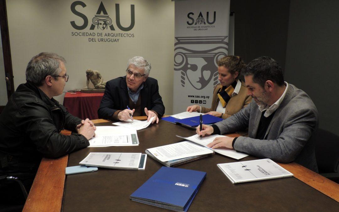 Convenio con la Escuela de Negocios de la Universidad de Montevideo