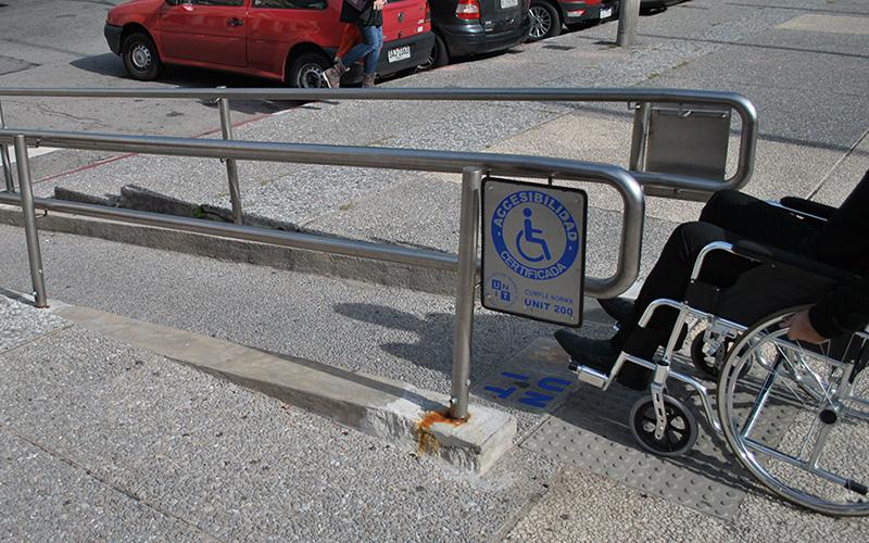 Accesibilidad al Medio Físico | Revisión de la Norma UNIT