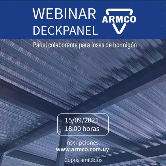 Webinar Deckpanel ARMCO